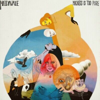 MaidaVale - Madness Is Too Pure *NEW* CD