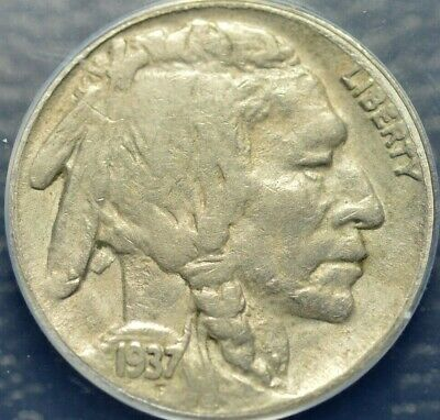 1937-D Buffalo Nickel ANACS VF 20 3 LEG ( Part of complete collection )
