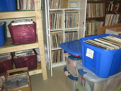 CLASSIC ROCK & VINTAGE LP RECORD LOT COLLECTION SALE!  7 Lps for $15