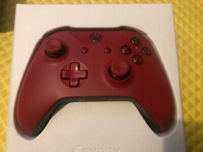 Microsoft Xbox One S Wireless Controller - Red Used!