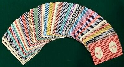 1 DECK Rainbow (Kaleidoscope) from casinos playing cards