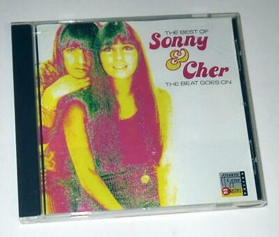 The Beat Goes On: The Best of Sonny & Cher (CD, Nov-1991, Rhino (Label))