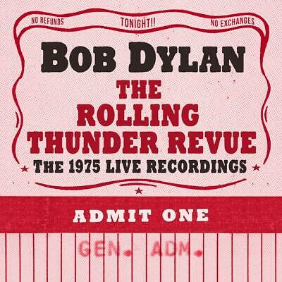 The Rolling Thunder Revue: The 1975 Live Recordings Bob Dylan Audio CD PREORDER