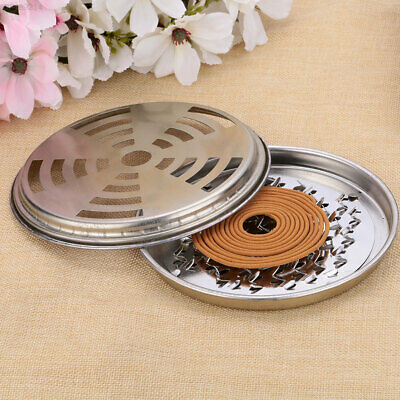 Mosquito Repellent Coil Scent Baby Safety Insect MOSKILLER 10 Coils Box New