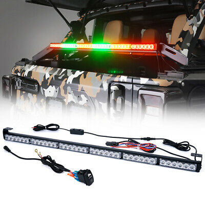 "RYGYGR RZ Series 36"" Offroad Rear Chase LED Strobe Light Bar for ATV UTV RZR SXS"