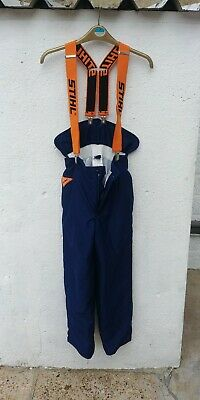 Stihl Design C Class 1 Protective Chainsaw Trousers Size 44 NEW