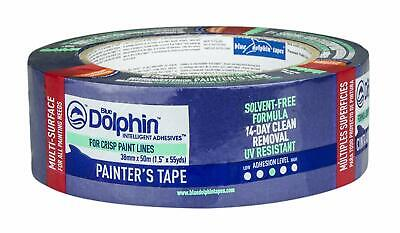 High Quality Blue Painters Tape Clean and Easy Removal SPECIAL UV Resistant