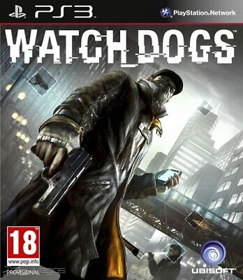 Watch Dogs Ps3 Español Entrega Inmediata!!