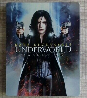 Blu Ray Underworld Nouvelle ère EDITION STEELBOOK COLLECTOR fr