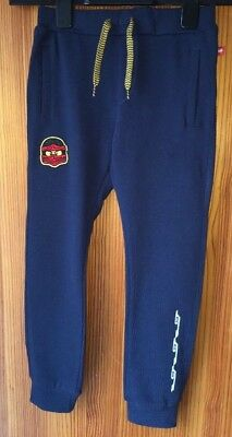 Lego Wear  Boys Ninjago Pattern Joggers Trousers Age 6 Years Blue