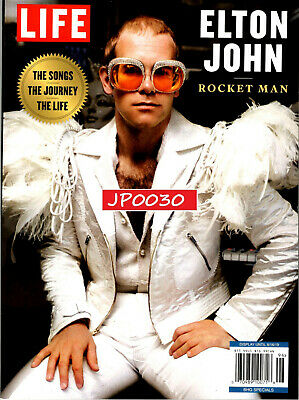 LIFE Special 2019, Elton John, The Songs, The Journey, The Life, New/Sealed