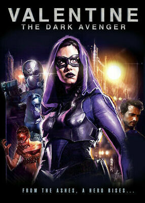 Valentine: Dark Avenger (DVD 2019) FREE SHIPPING USA SELLER