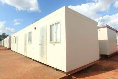 TRANSPORTABLE Building 4 BEDROOM ACCOMMODATION DONGA  Mine Camp