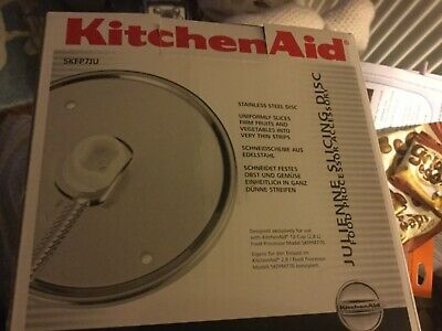 Kitchen Aid Food Processor Julienne slicing Disc Attachment 5KFP7JU
