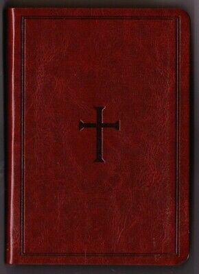 Holy Bible, New King James Version, Large Print Compact,Red Letter, Holman 1999