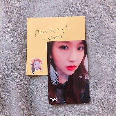 Twice - Mina Yes or Yes Official Photocard