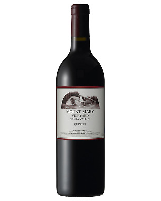 Mount Mary Quintet 2015 Red Wine Yarra Valley 750mL case of 6