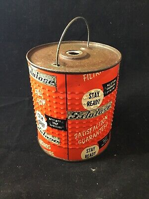 Vintage SALYER'S Stay Ready OIL FILTER ELEMENT