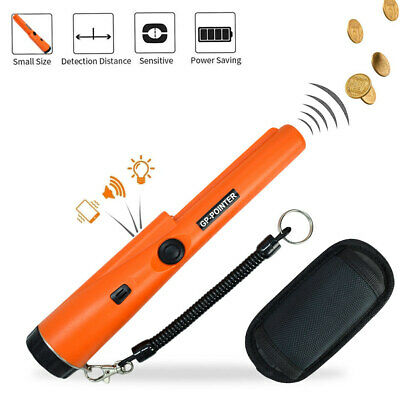 Waterproof Pro Pinpointer Metal Detector Gold Hunter Finder Sensitive Search New