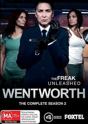 Wentworth - Season 2, DVD