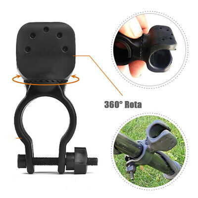 Pin Pointer Metal Detector Holder Flashlight Mount Metal Detecting Accessories