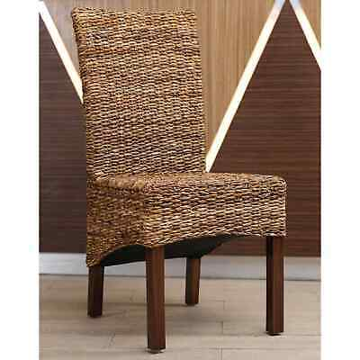 International Caravan Gaby Mahogany Dining Chair