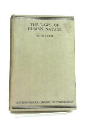 Laws of Human Nature (R. H. Wheeler - 1931) (ID:03206)