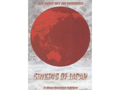 Sinking of Japan (Special Edition, 2 DVDs) - GUT