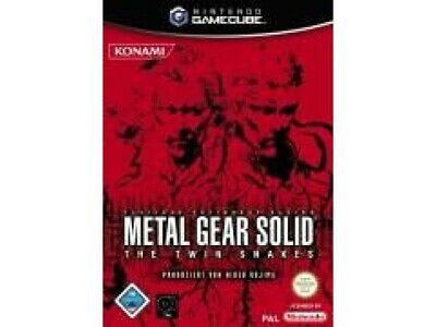 Metal Gear Solid: The Twin Snakes [GameCube] - SEHR GUT