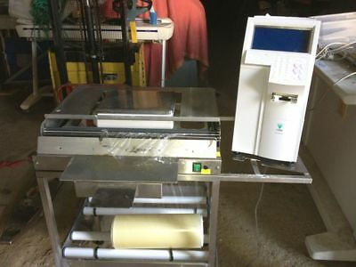 Digi Dps-3600xt Print Digital Labels Weighing (Technitrans Thi600)