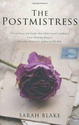 The Postmistress (Penguin by Hand) by Blake, Sarah Paperback Book The Fast Free