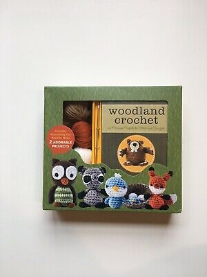 Woodland Crochet 12 Precious Projects to Stitch and Snuggle
