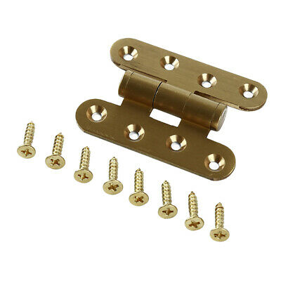 Small Hinges Cabinet Drawer Copper Hinge Cupboard Door Furniture Supplies 6A