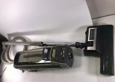 VTG Electrolux Automatic control Canister Vacuum Good Suction with powernozzle