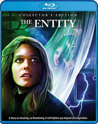 The Entity Collector's Edition Blu-Ray PREORDER