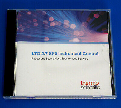 NEW THERMO SCIENTIFIC Mass Frontier 7 0 SR3 Software
