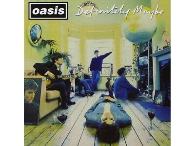 Definitely Maybe [Audio CD] Oasis - GUT