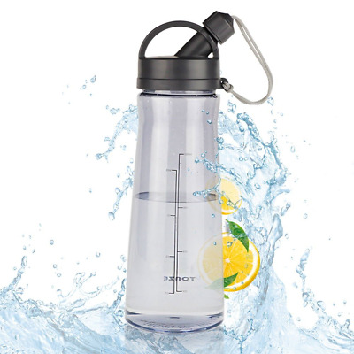 1.5 Litre Sport Water Bottle Non Spill BPA Free Reusable Drinking Bottle with
