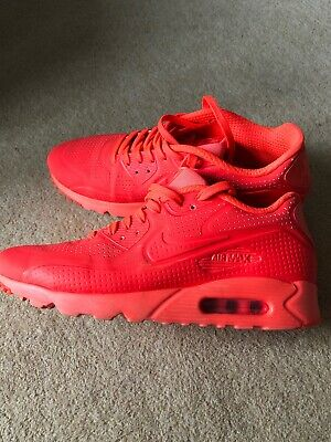 huge selection of 94ebd 9a075 Mens nike air max 90 Ultra Moire trainers size 8