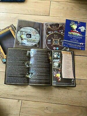 Monty Python and the Holy Grail *VARY RARE 3 DISC SET* (2006) *FREE UK POST*