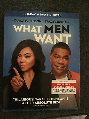 What Men Want Blu Ray