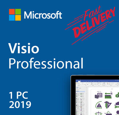 Microsoft Visio 2019 Professional 32/64 bit Product Key and Download LINK 👍👌😊