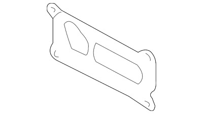 Genuine OEM Ford Lincoln Mercury Engine Adapter Gasket F6AZ-6840-AA