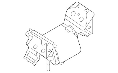 Genuine Ford Trans Mount AL3Z-6068-B