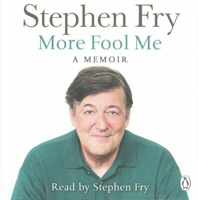 More Fool Me by Stephen Fry 9781405919579 | Brand New | Free AU Shipping