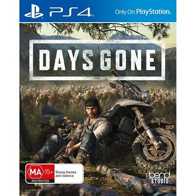 Days Gone - PlayStation 4 - BRAND NEW