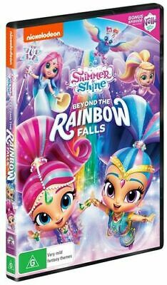 NEW Shimmer & Shine DVD Free Shipping