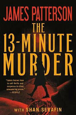 NEW The 13-minute Murder By James Patterson Paperback Free Shipping