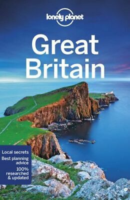 NEW Great Britain By Lonely Planet Travel Guide Paperback Free Shipping