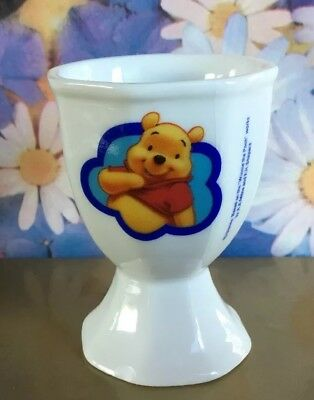 Collectable Retro Ceramic Winnie the Pooh Piglet Egg Cup